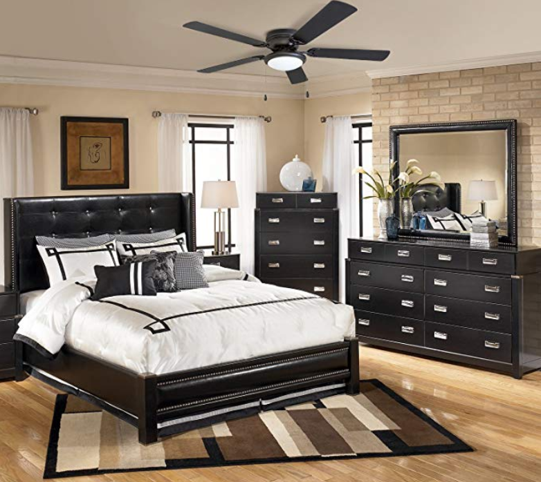 Choose The Black Ceiling Fan With Light